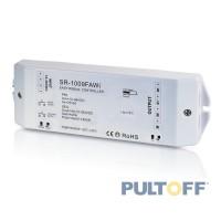 SR-1009FAWI receiver 4 kanalen x 5A WIFI / RF , Sunricher