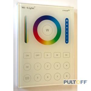 RGB+CCT, B8, RF, Mi-Light, 8 zone,146x116x21mm Draadloos 6V(2xAAA)