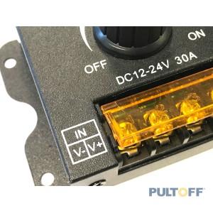 for single led strip 12V 30A