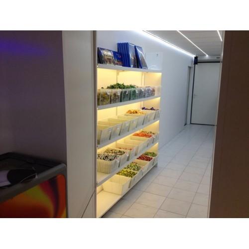 LED-verlichting voor winkel in Amersfoort